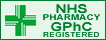 GHpC registered pharmacy